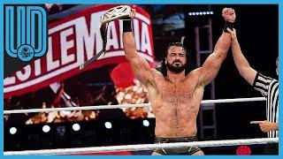 Drew McIntyre, campeón en la pandemia, busca darle un escape a la afición; el domingo enfrenta a Randy Orton