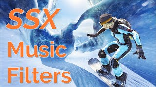 SSX's Music Filters - Game Audio Bits