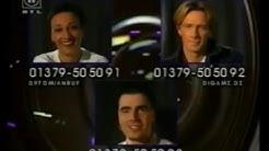 Big Brother Staffel 1 Live Shwo Tag 100 Das Finale am Freittag 09.06.2000