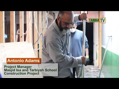Day Project Managers Report On Masjid Isa And Tarbiyah School Construction