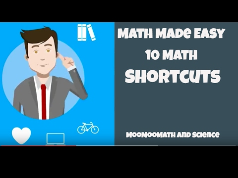 10 Math Tricks