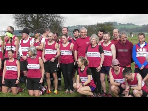 Chepstow LCL XC - 2017.... lliswery runners