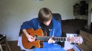 "Final Fantasy IX ""Rose Of May"" - Acoustic Guitar"