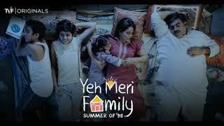 'dhaaga' song by nilotpal bora    TVF originals    ye meri family