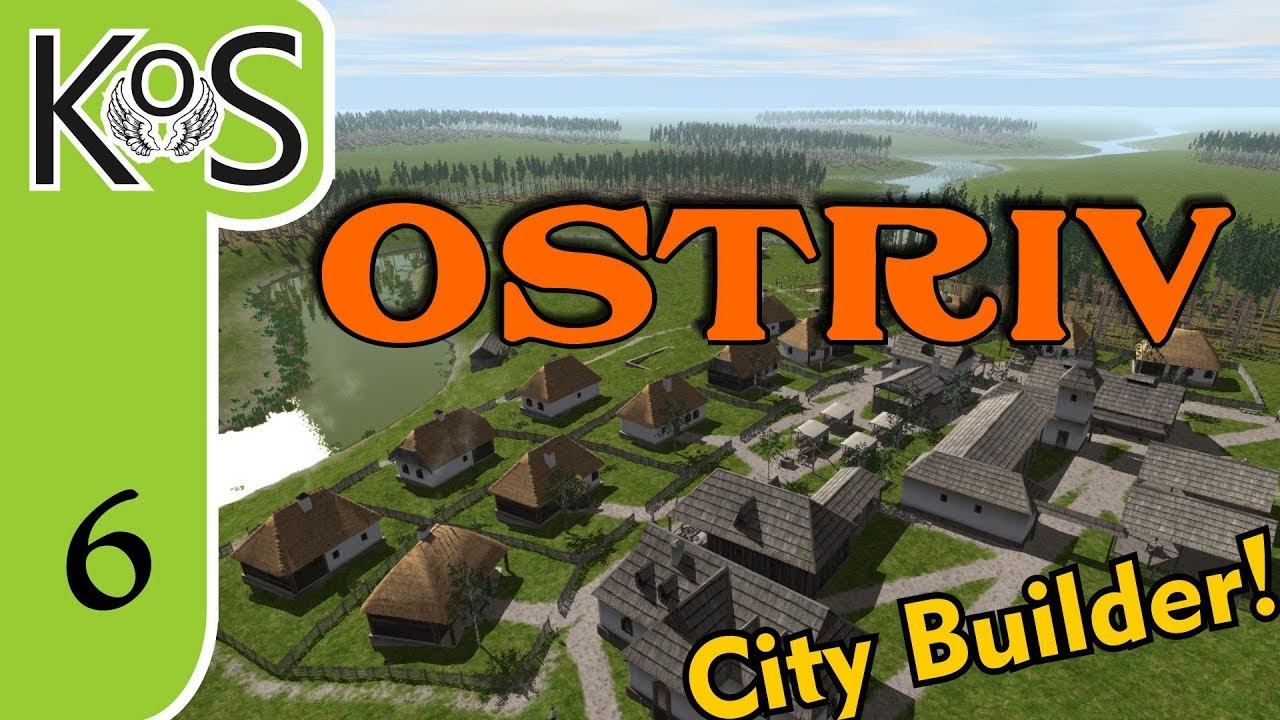 Ostriv Ep 6 Full Employment City Builder Let S Play Gameplay Youtube