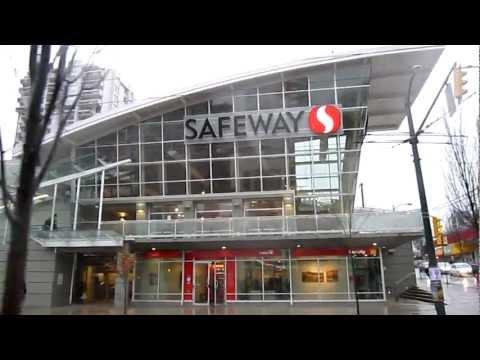 Safeway Vancouver Nov.26 2011