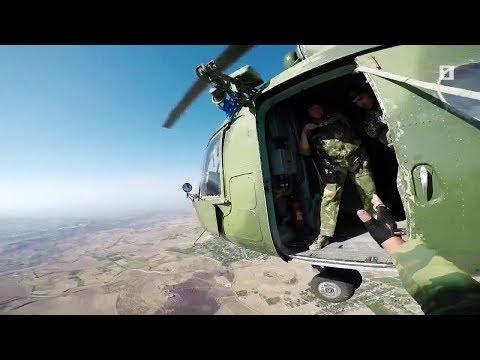 Армянский спецназ. Парашютная подготовка/Armenian Special Forces. Parachute Training