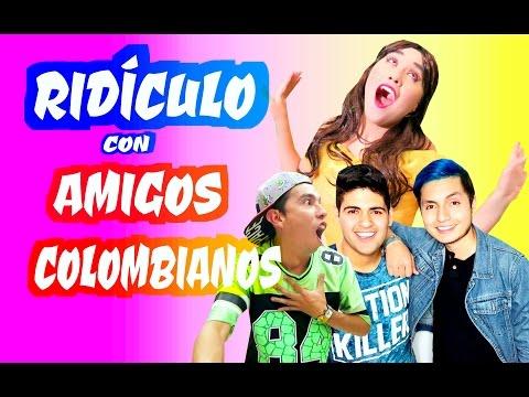Nuestros amigos colombianos - Ami Rodriguez, Santimaye, Alejo Suarez | Palomitas Flow Vlogs