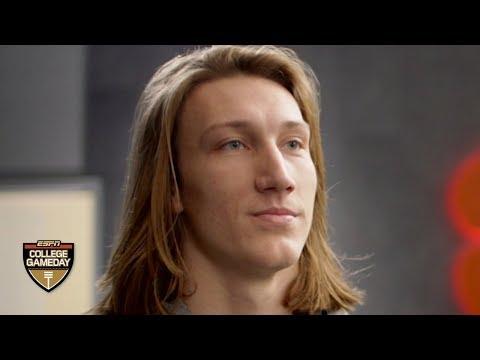 Clemson's Trevor Lawrence living up to the hype | College GameDay