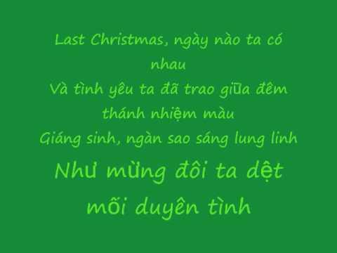 Last Christmas (Vietnamese Version)