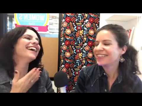 Hanah Tetro and Edie Berg on Strong Women Live