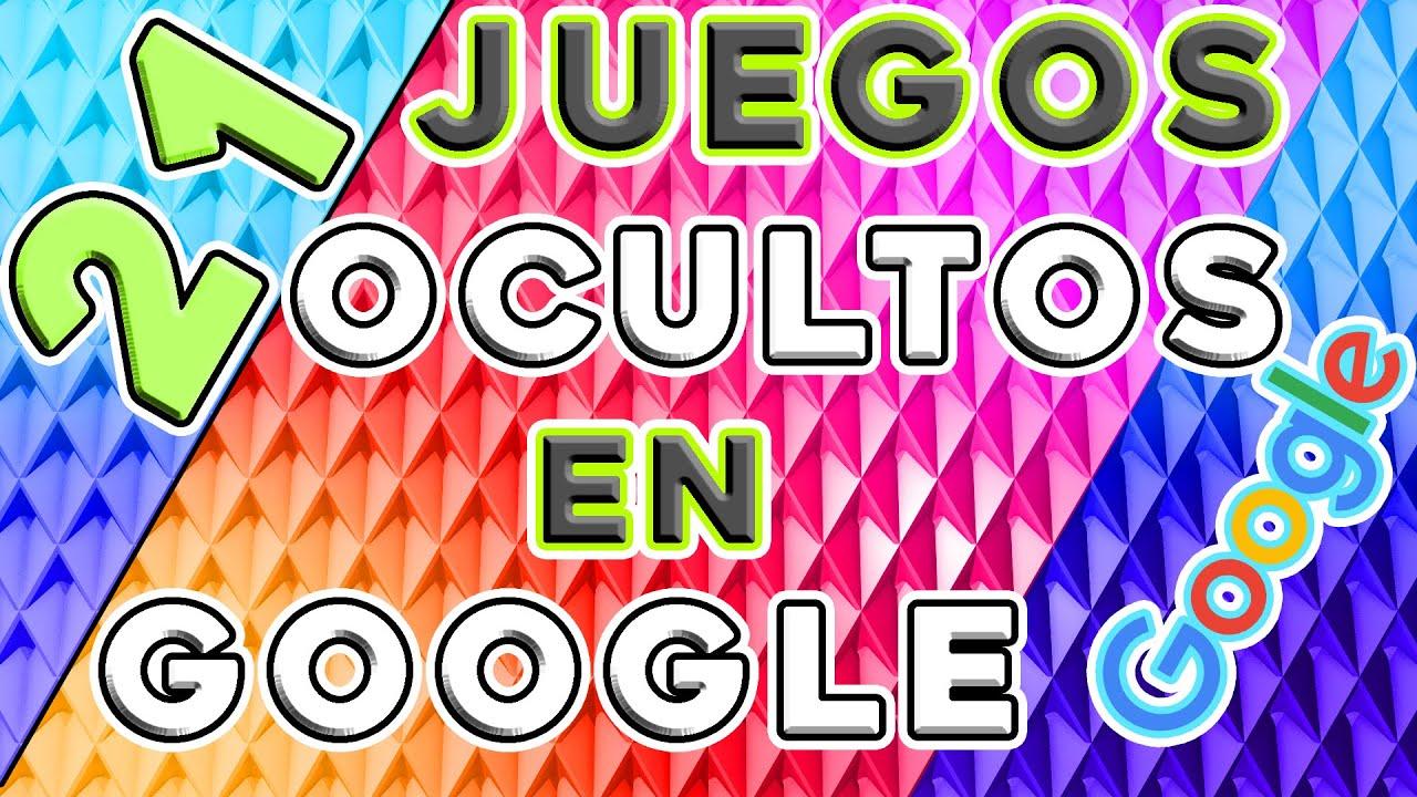 Juegos Ocultos En Google 21 Juegos Escondidos En Google Que Te