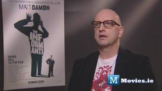 Director Steven Soderbergh Talks The Film Business, Matt Damon, The Informant, Contagion & Tot Mom