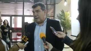 Градоначалникот Зоран Дамјановски на одбележувањето на 70 години постоење на градската библиотека