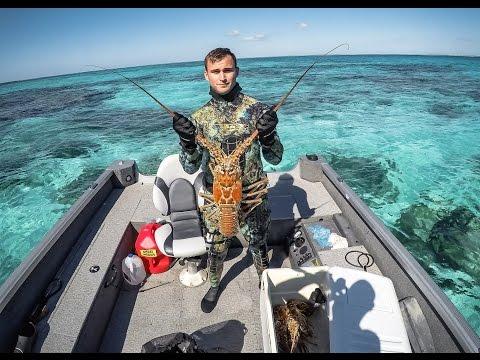 Bahamas Spearfishing Highlights