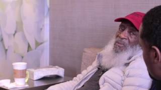 Gambar cover Dick Gregory full length conversation with Good Twin Bad Twin
