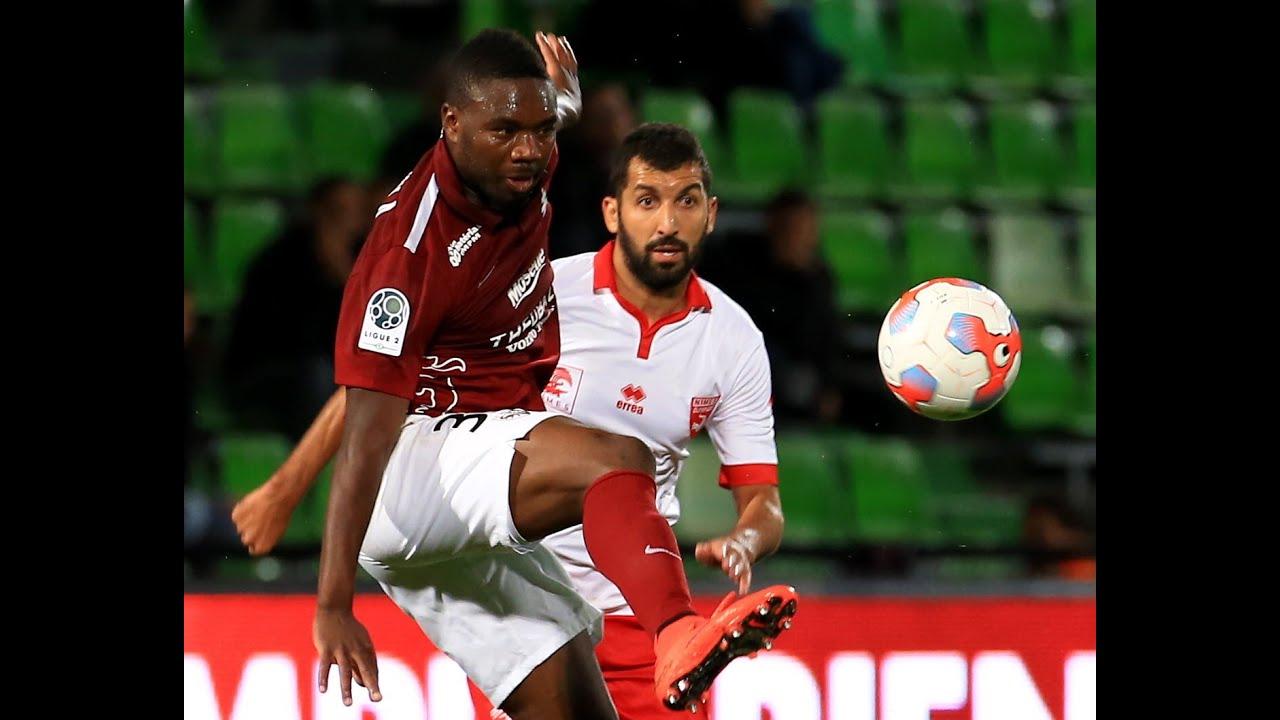 Le FC Metz est il toujours d attaque sans Emmanuel Mayuka