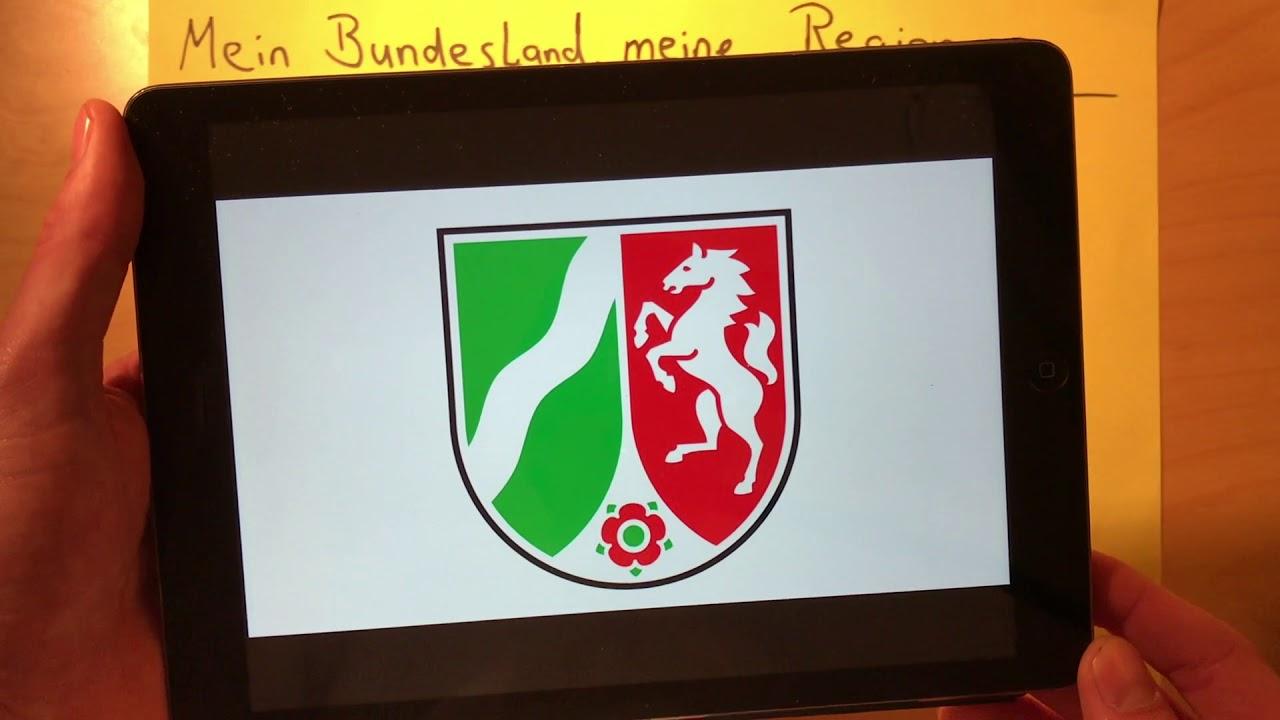 Sachunterricht Klasse 20 Mein Bundesland, meine Region.