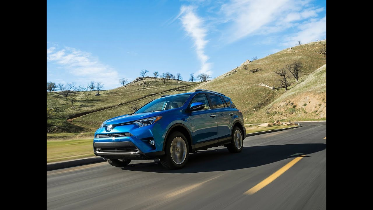 toyota rav4 hybrid goes on sale at the end of this year youtube. Black Bedroom Furniture Sets. Home Design Ideas