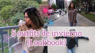 5 Outfits de Invierno (LOOKBOOK) - #aledc - (Ale)