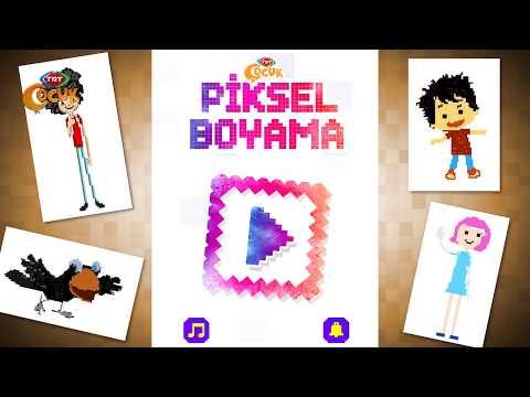 Download Piksel Boyama Oyunu Trt çocuk Mp3 3gp Mp4