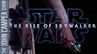Who Does Star Wars: The Rise Of Skywalker Refer To - The John Campea Show