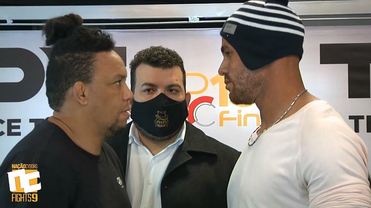 LIVE FIGHTS| NCF 8: Nacão Cyborg Fights 8: Road to Bellator MMA Grand Prix Semi Finals