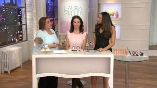 Laura Geller Baked Gelato Vivid Swirl Illuminator with Gabrielle Kerr