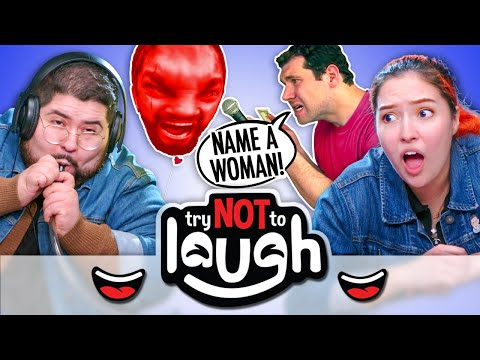 Try Not To Laugh Challenge | 🎈Helium Edition🎈(Ep. #136)