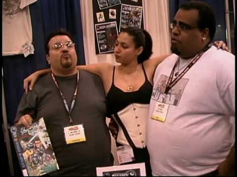 The Comic Book Novice spotlight on Section 8 Comics