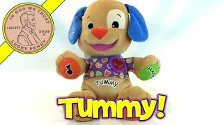 Fisher-price Laugh And Learn To Play Puppy Plush Dog Toy