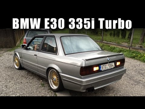 bmw e30 335i turbo 601hp 815nm youtube. Black Bedroom Furniture Sets. Home Design Ideas