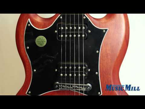 Gibson SG Left Handed - Manchester Music Mill
