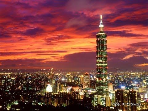 Beautiful Places in Taiwan
