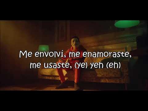 Me Usaste - Eladio Carrion X Khea X Noriel X Jon Z - LETRA AUDIO OFICIAL
