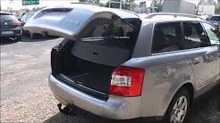 Automatyczne Otwieranie Klapy Bagażnika Audi A3 8p 2003 2013