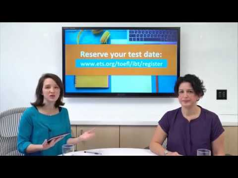 Tips to Achieving TOEFL® Test Success