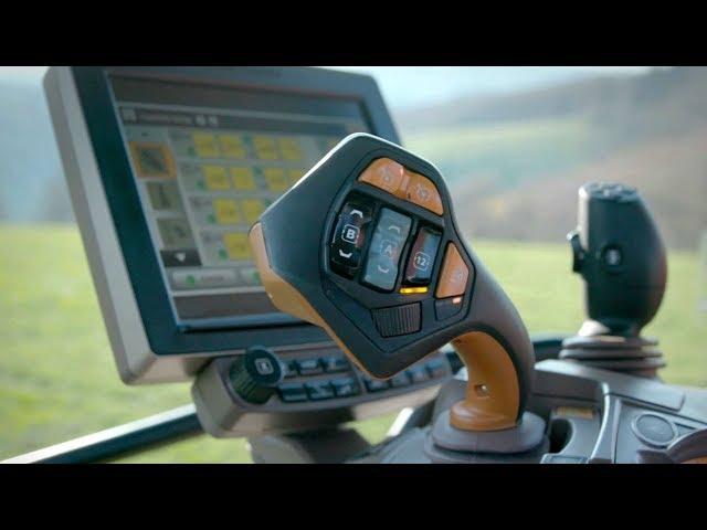 John Deere - CommandPRO - Gestionnaire des réglages