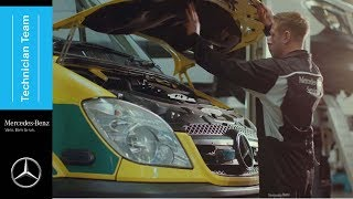 Mercedes-Benz Vans Technician Team- Andy