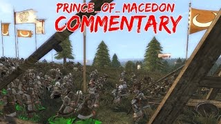 """Polish Blitzkrieg"" - Medieval II Total War Online Battle #161"