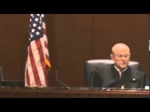 Markeith Council Trial. Verdict!  Audio is off Sync. Thats How it was streamed!