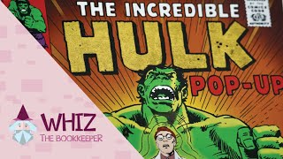 The Incredible Hulk Pop Up | True Believers Retro Character Collection