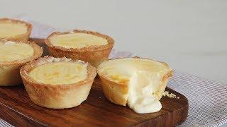 Cheese Tarts Recipe | Yummy Ph