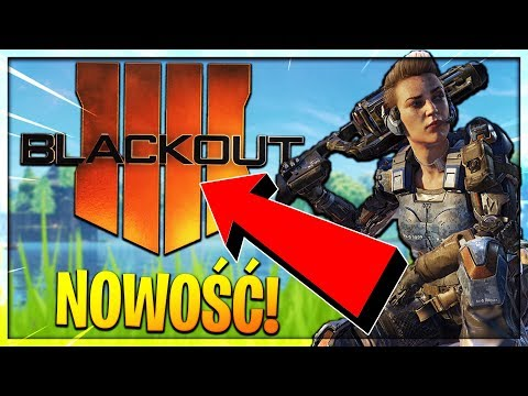 ? TESTUJEMY *CAŁKOWICIE NOWY BATTLE ROYALE*! | Call of Duty - Black Ops 4 thumbnail