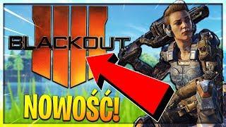 TESTUJEMY *CAŁKOWICIE NOWY BATTLE ROYALE*! | Call of Duty - Black Ops 4