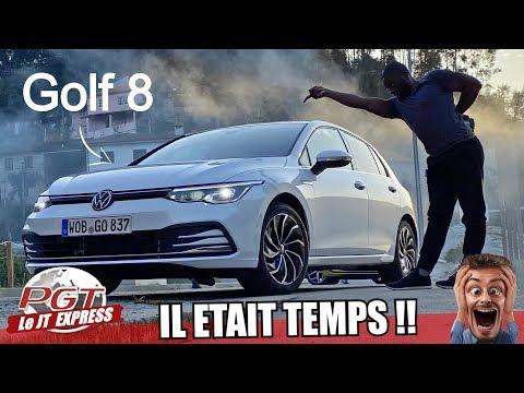 J'ai la Nouvelle VW Golf 8 (ENFIN !!) - PJT Express