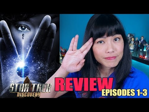 Star Trek Discovery | Episodes 1-3 Review (Spoiler Free + Speculations)