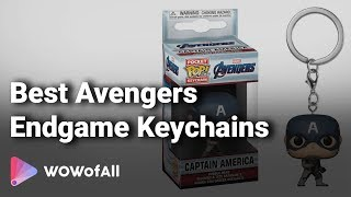 Best Avengers Endgame Keychains in India: Complete List with Features & Details - 2019