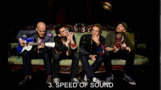 COLDPLAY - MIX (2017) - PART 2  [[ LAS 5 MEJORES CANCIONES - THE 5 BEST SONGS]] top 5