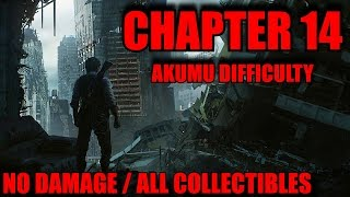 The Evil Within AKUMU Walkthrough Chapter 14: Ulterior Motives No Deaths/All Collectibles